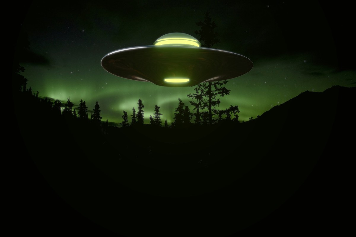 That Incident Still Scares Us: What Was That? UFO Sighting