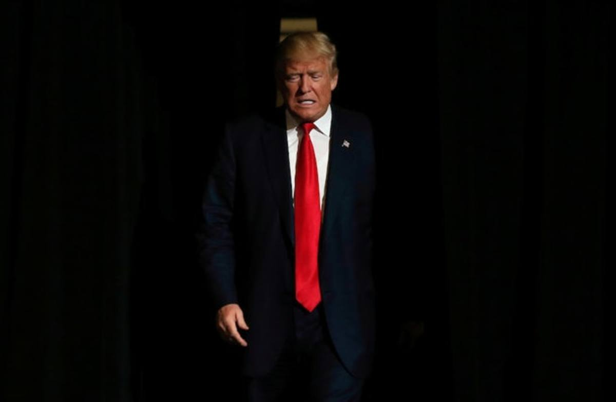 Donald Trump's Secret Smelly Problem