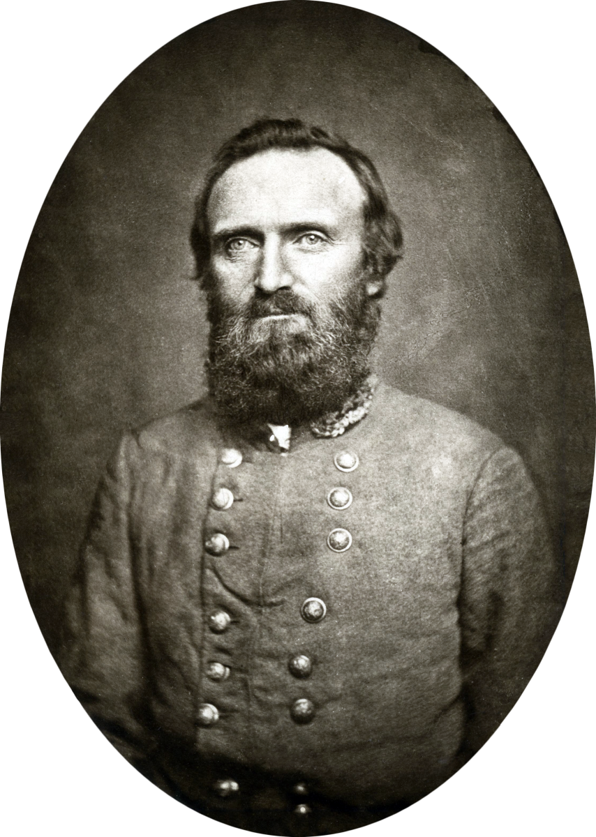 Stonewall Jackson is my great-great uncle. How do you like me now?