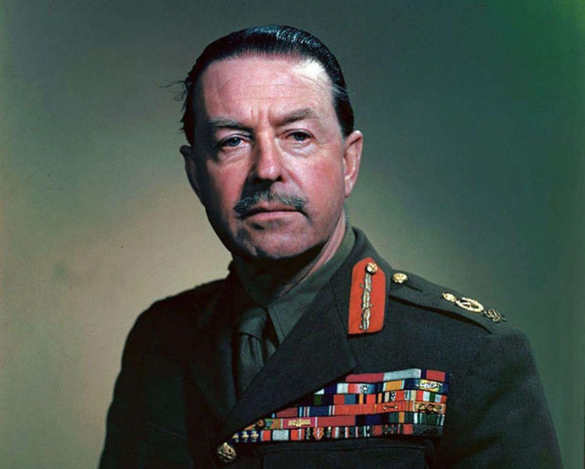 Field Marshal Harold Alexander