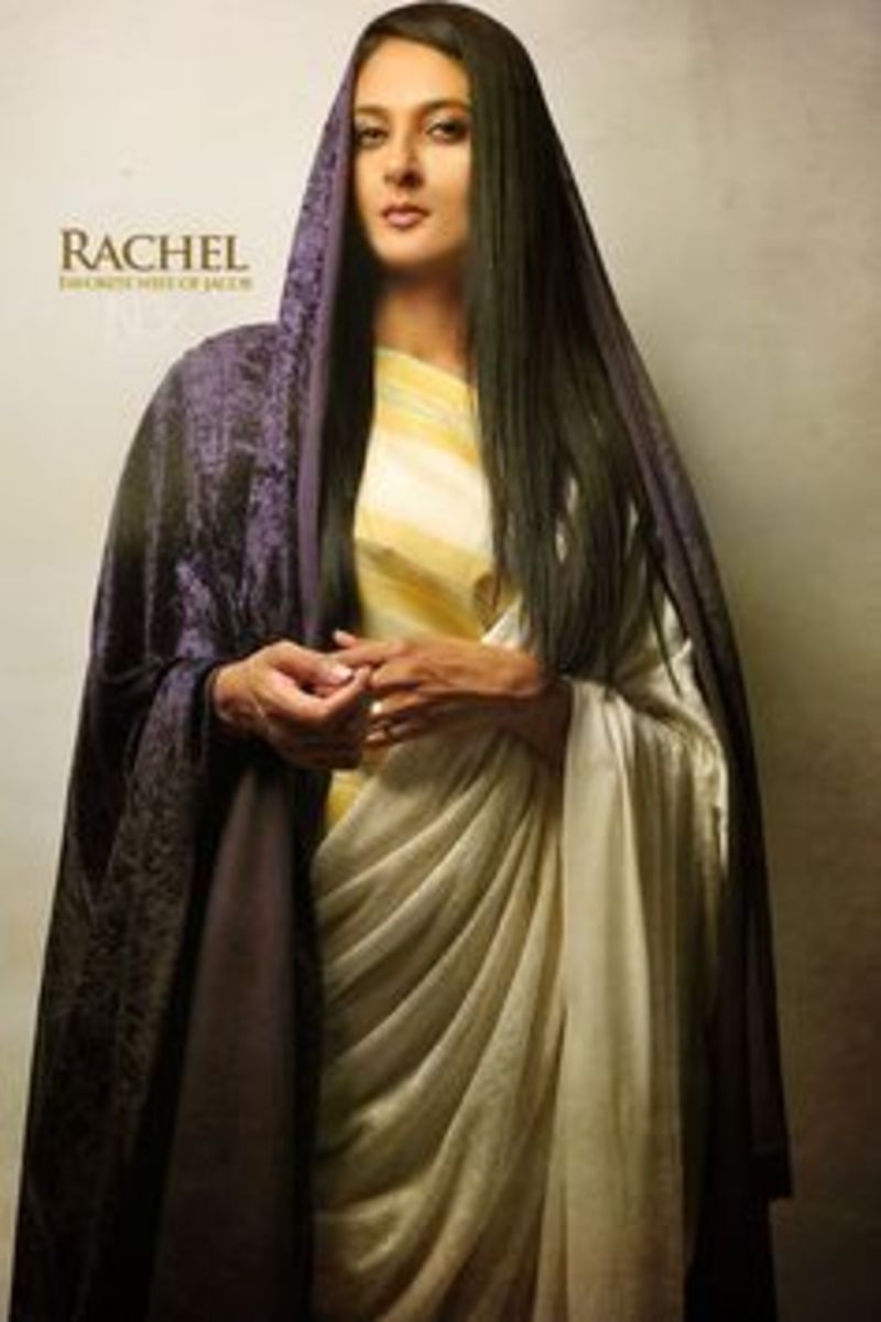 Rachel paid for idolatry with her life.