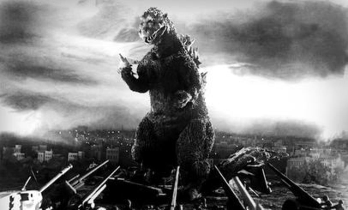 Gojira – Godzilla