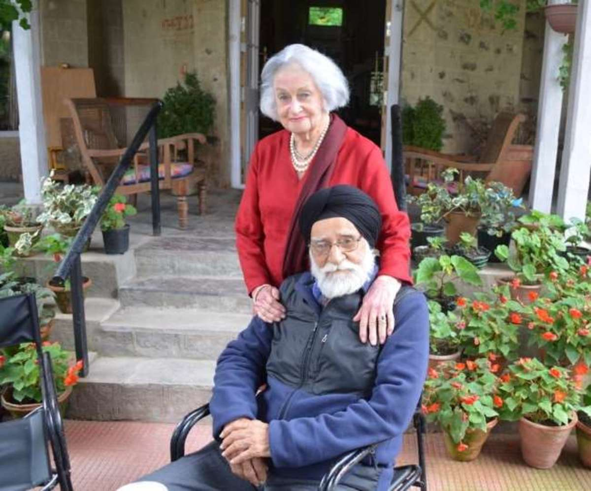 Song of Life: Tribute to Worlds Oldest Fighter Pilot Squadron Leader Dalip Singh Majithia on His 100th Birthday