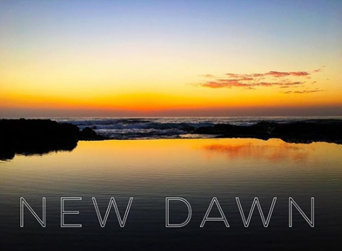 New Dawn, New Day