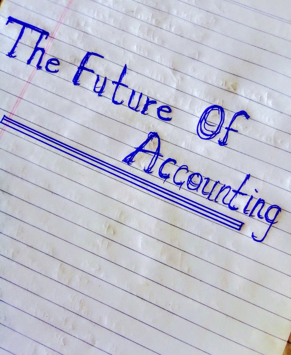 The Future Of Accounting