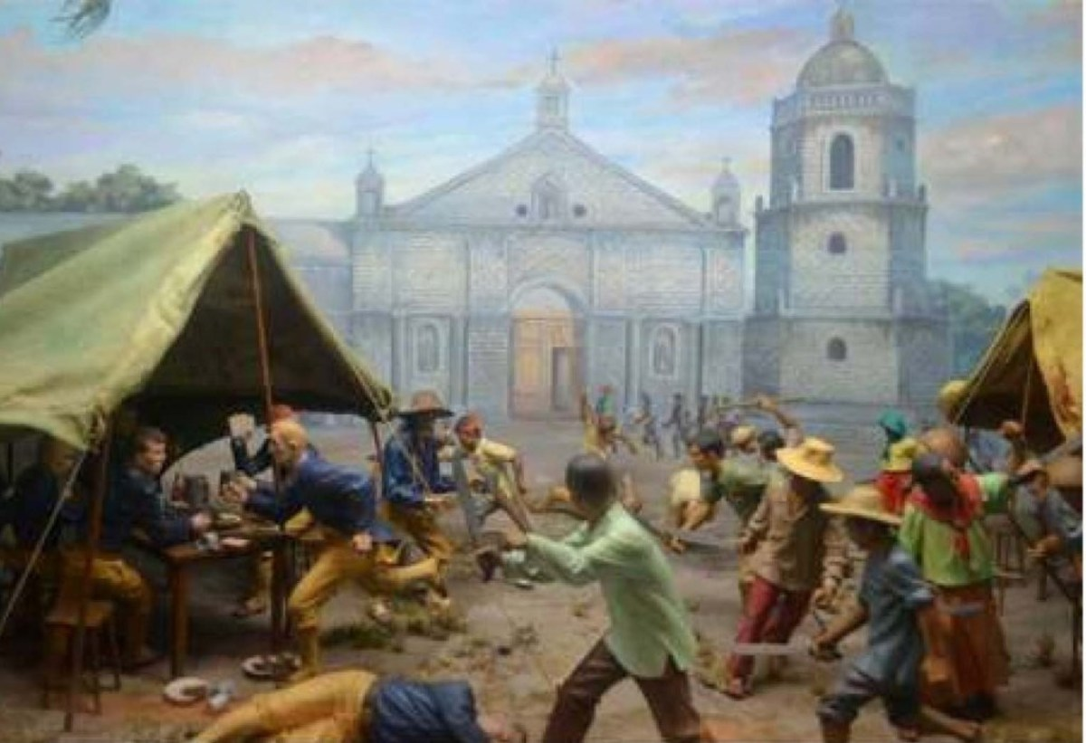 The Bolomen of the Battle of Balangiga