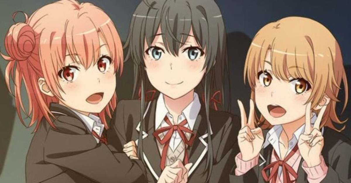 5 Anime Like My Teen Romantic Comedy SNAFU