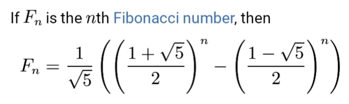 fibonacci-sequence-and-binets-formula