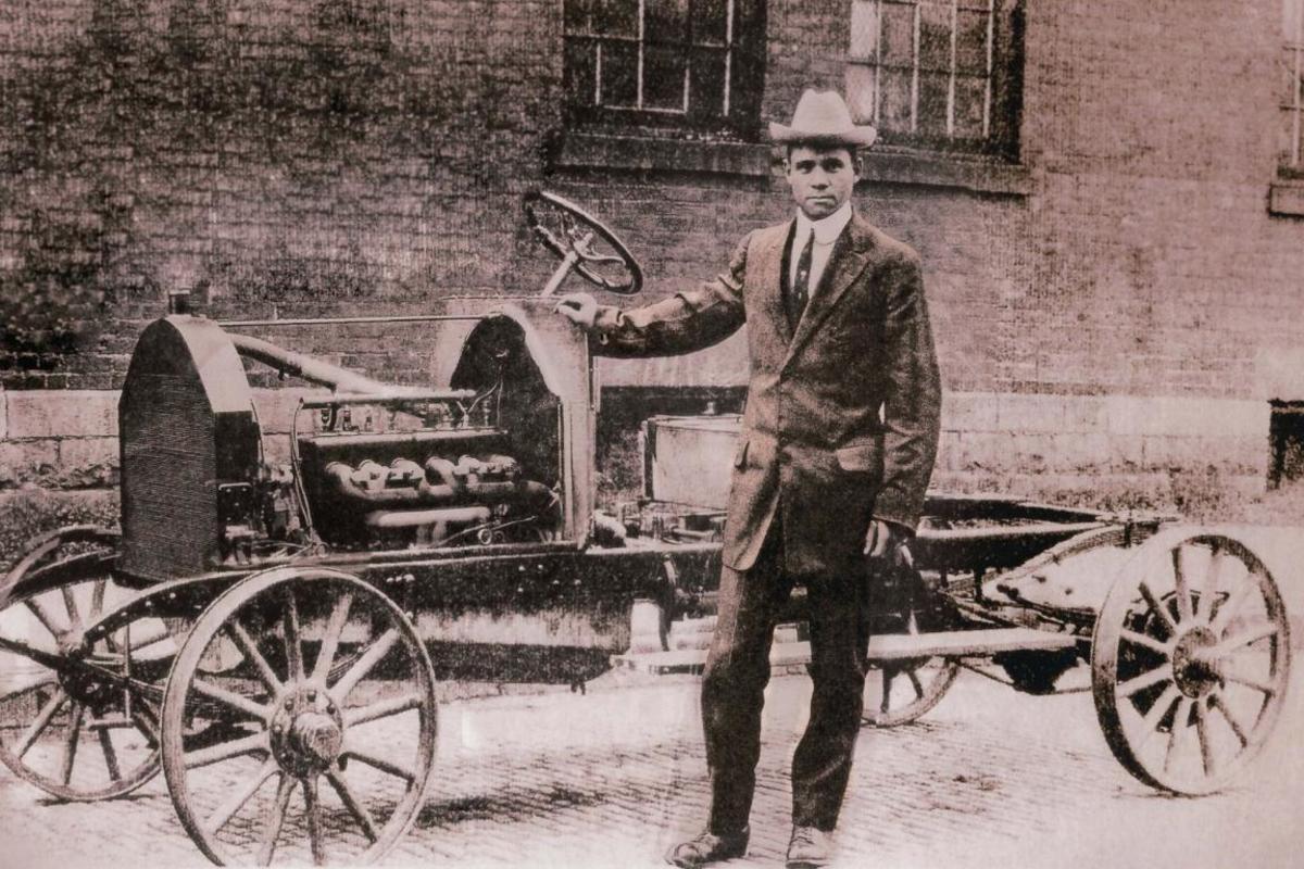 C.R. Patterson Automobile