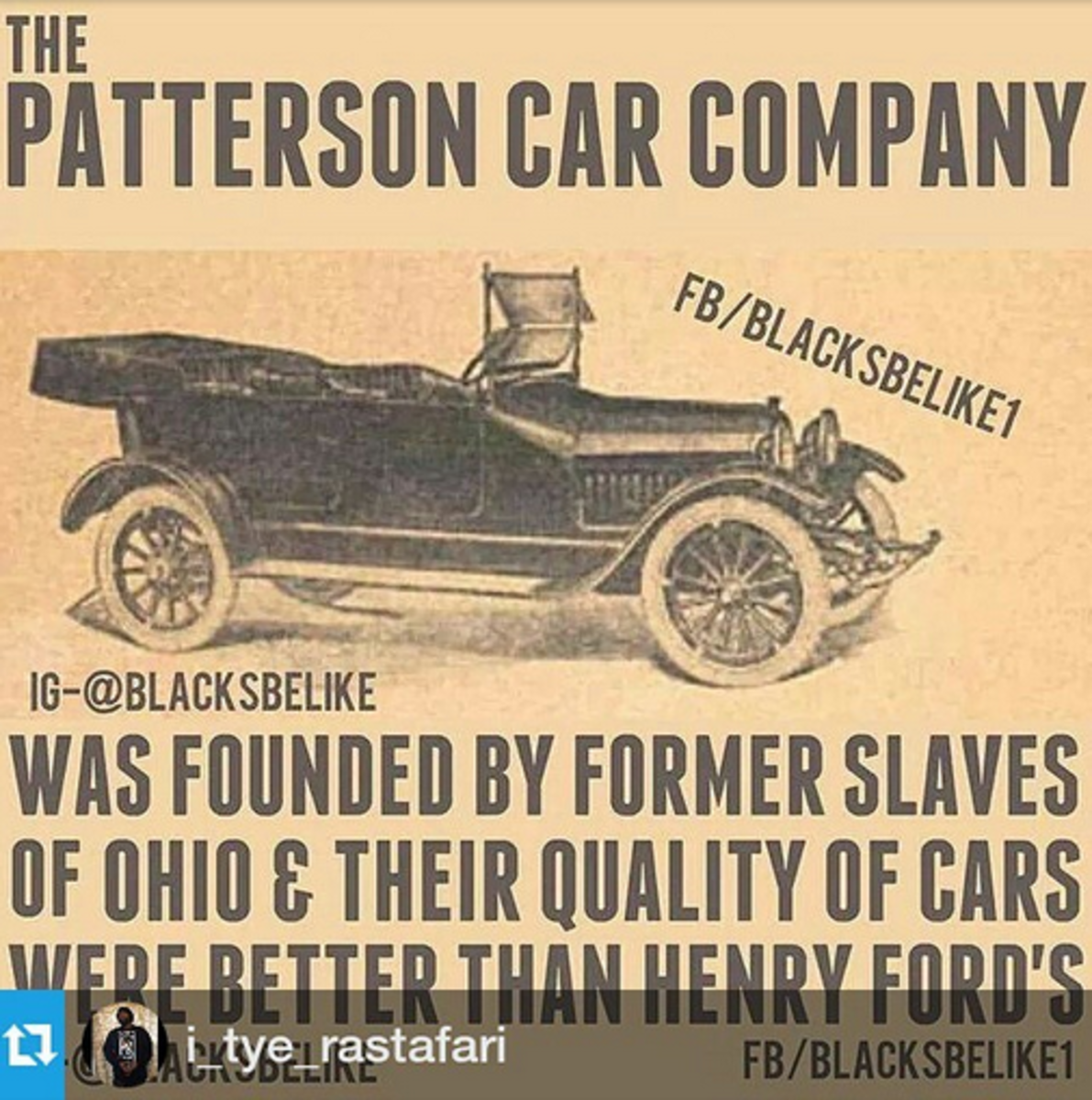 African American Slave Became First Automobile Maker