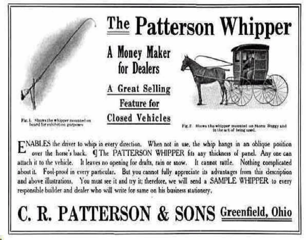 Patterson Closed Carriage