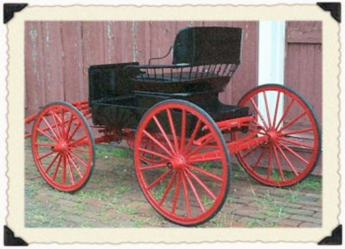 Patterson Carriage