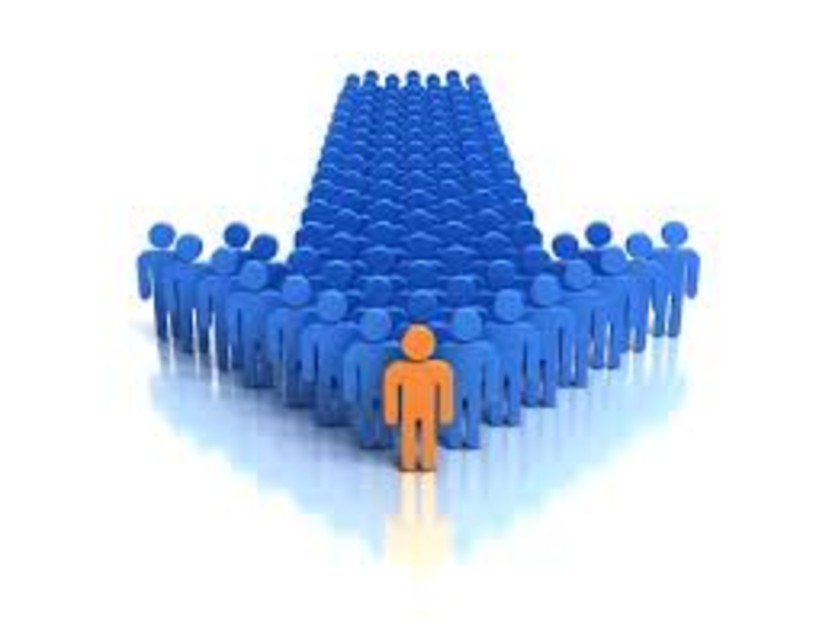 Effective leadership illustrated