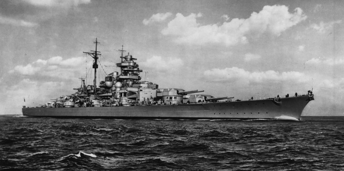The Bismarck: The German Battleship That Sank for No Purpose