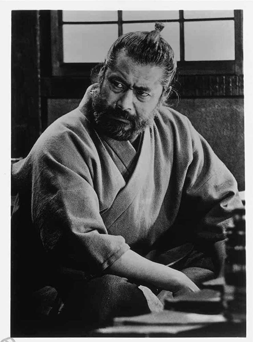 Toshiro Mifune in Red Beard