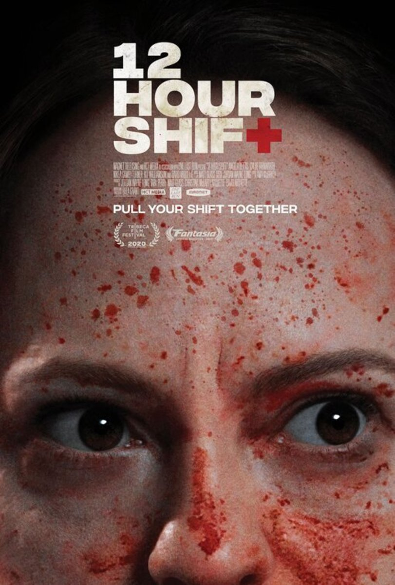 12 Hour Shift (2020) Movie Review