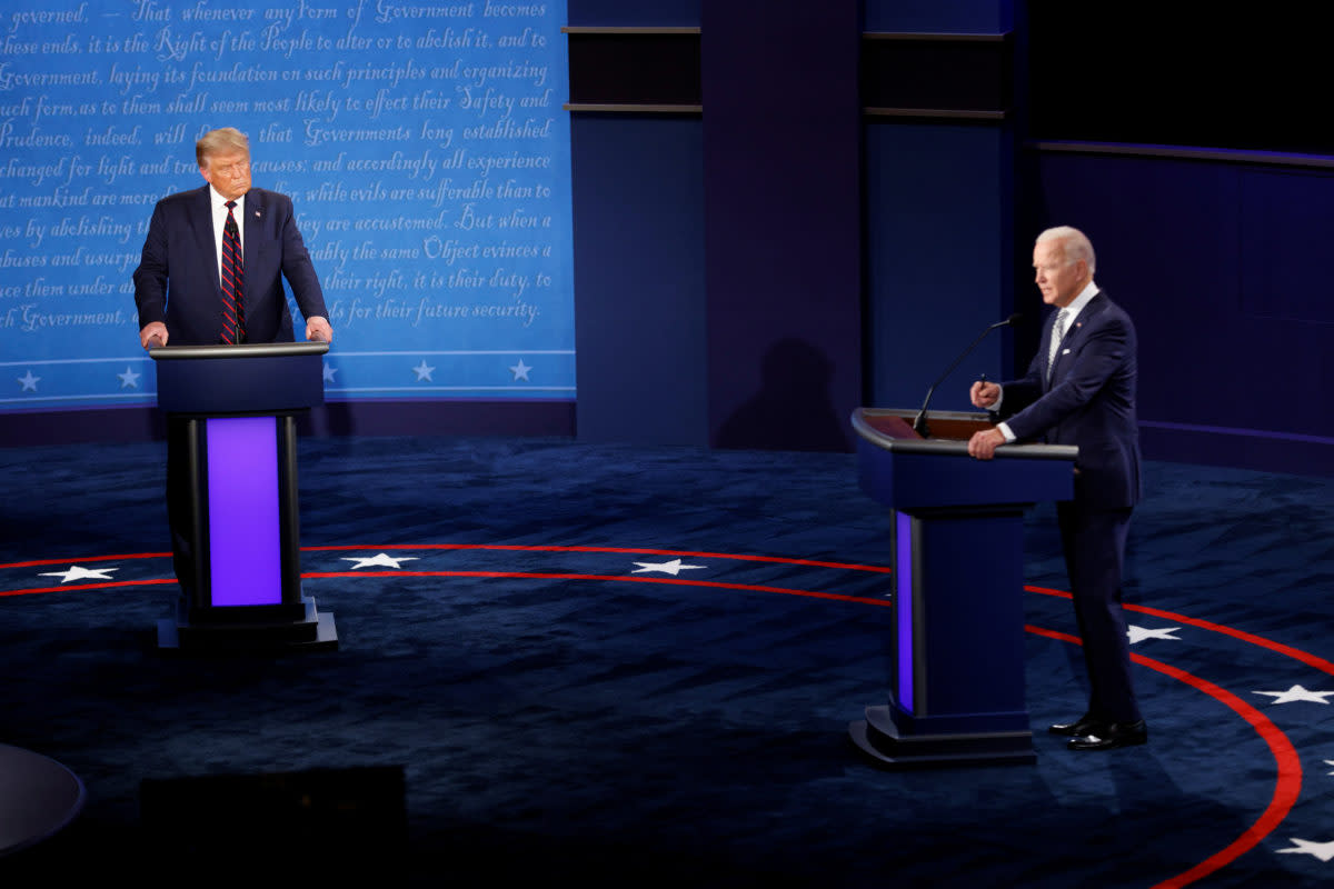 The First Presidential Debate In Hindsight: Who Won?