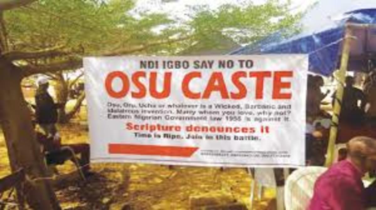 the-osu-caste-system-in-igbo-land-matters-arising