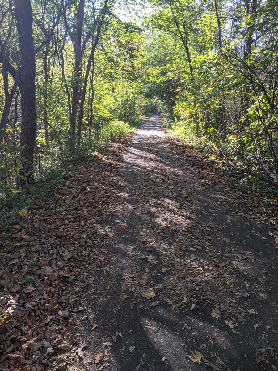 Walking the Red Jacket Trail
