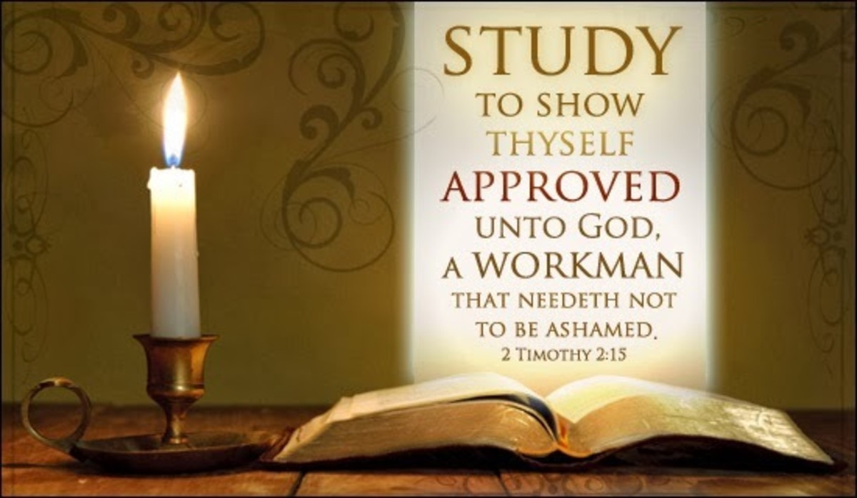 A Portrait of God's Approved Workman- II Timothy 2:14-26