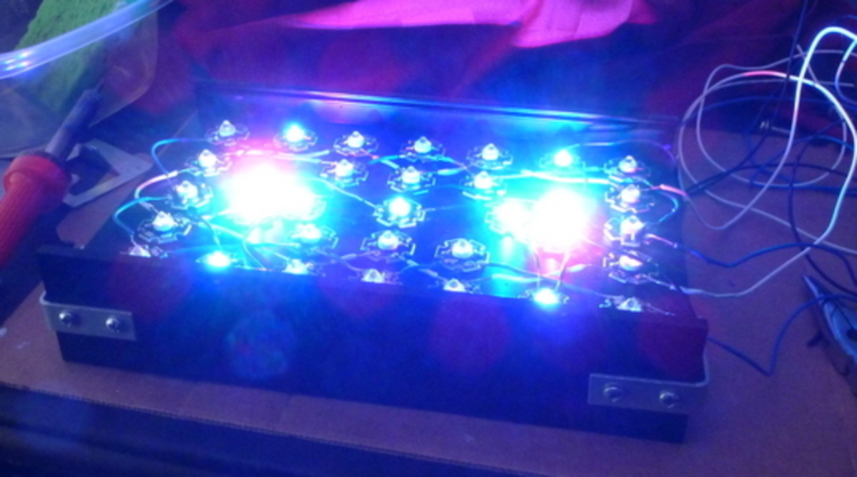 How to Build a DIY LED Aquarium Light, Part IV