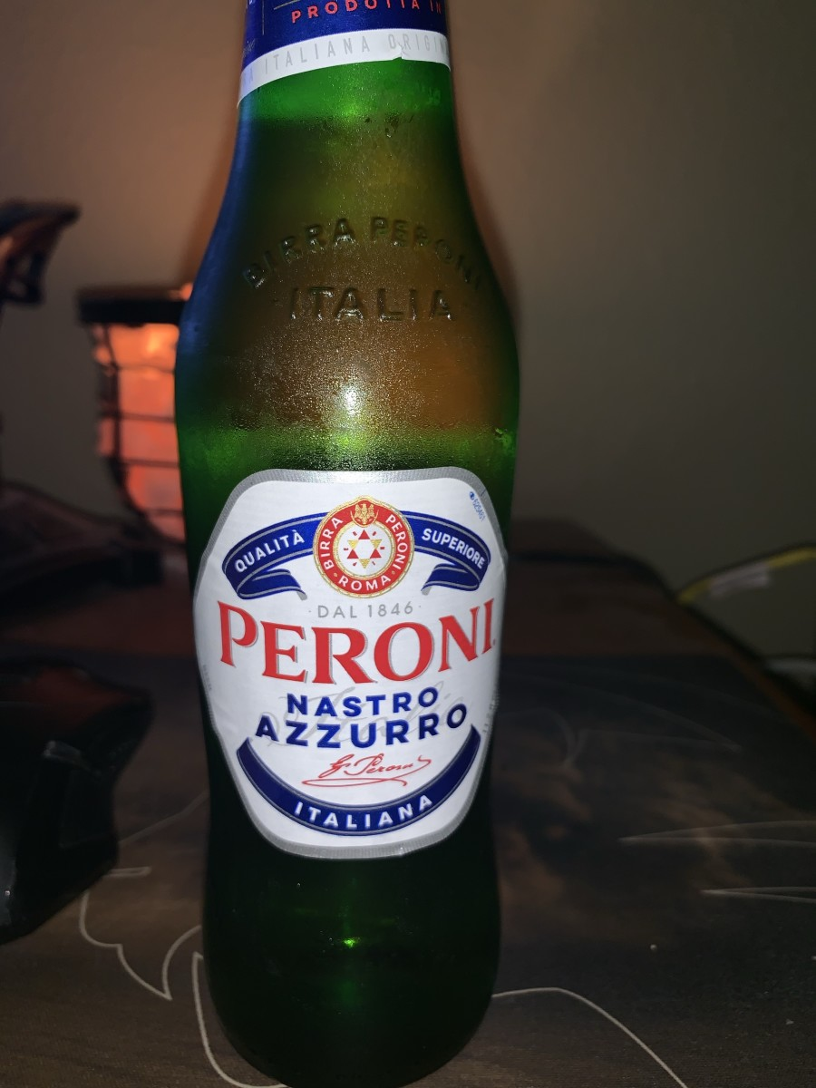 Peroni Beer From Italy: Yes, Italy Makes Something Other Than Wine!