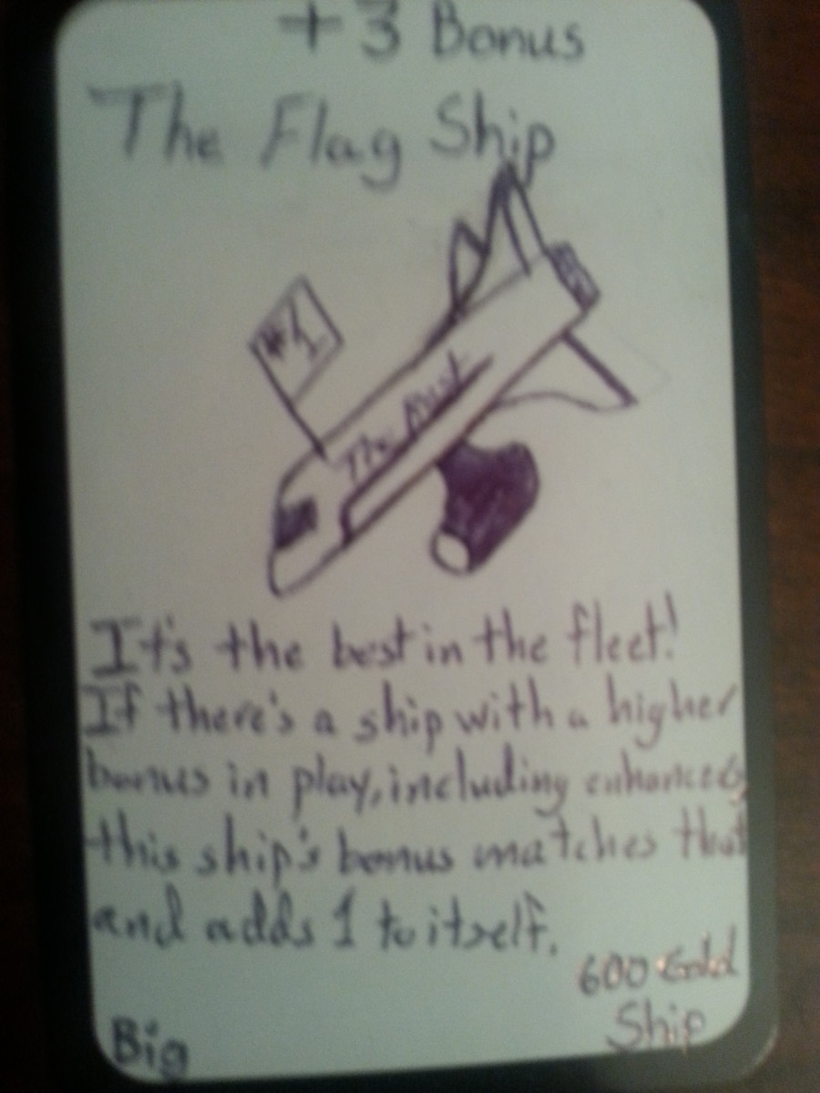Sorry that the image is a little blurry. It's not that I'm particuarly proud of my artwork regardless.