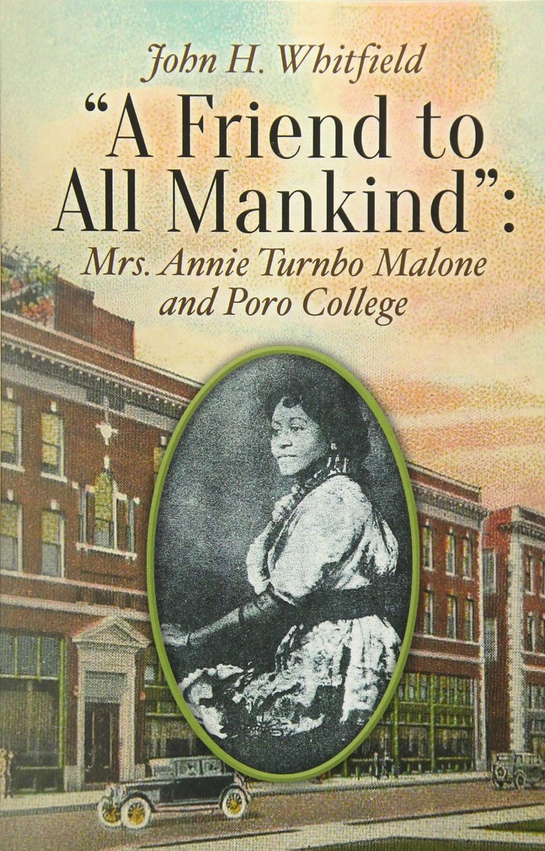 John Whitfield: Finding Annie Malone