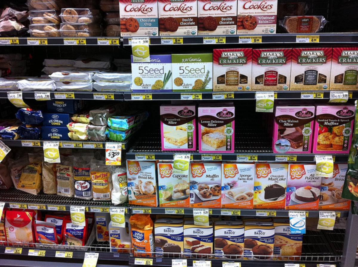 What Does Gluten-Free Really Mean?