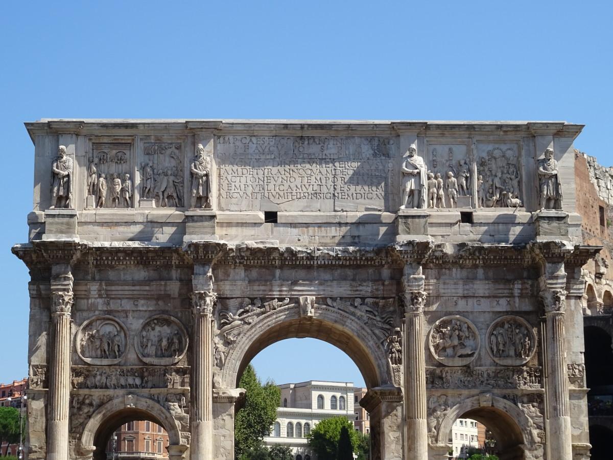 Rome stomework