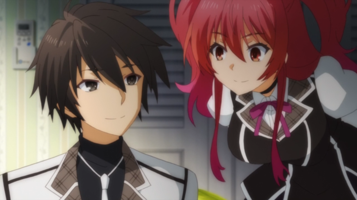 Rakudai Kishi no Cavalry (Chivalry of a Failed Knight)