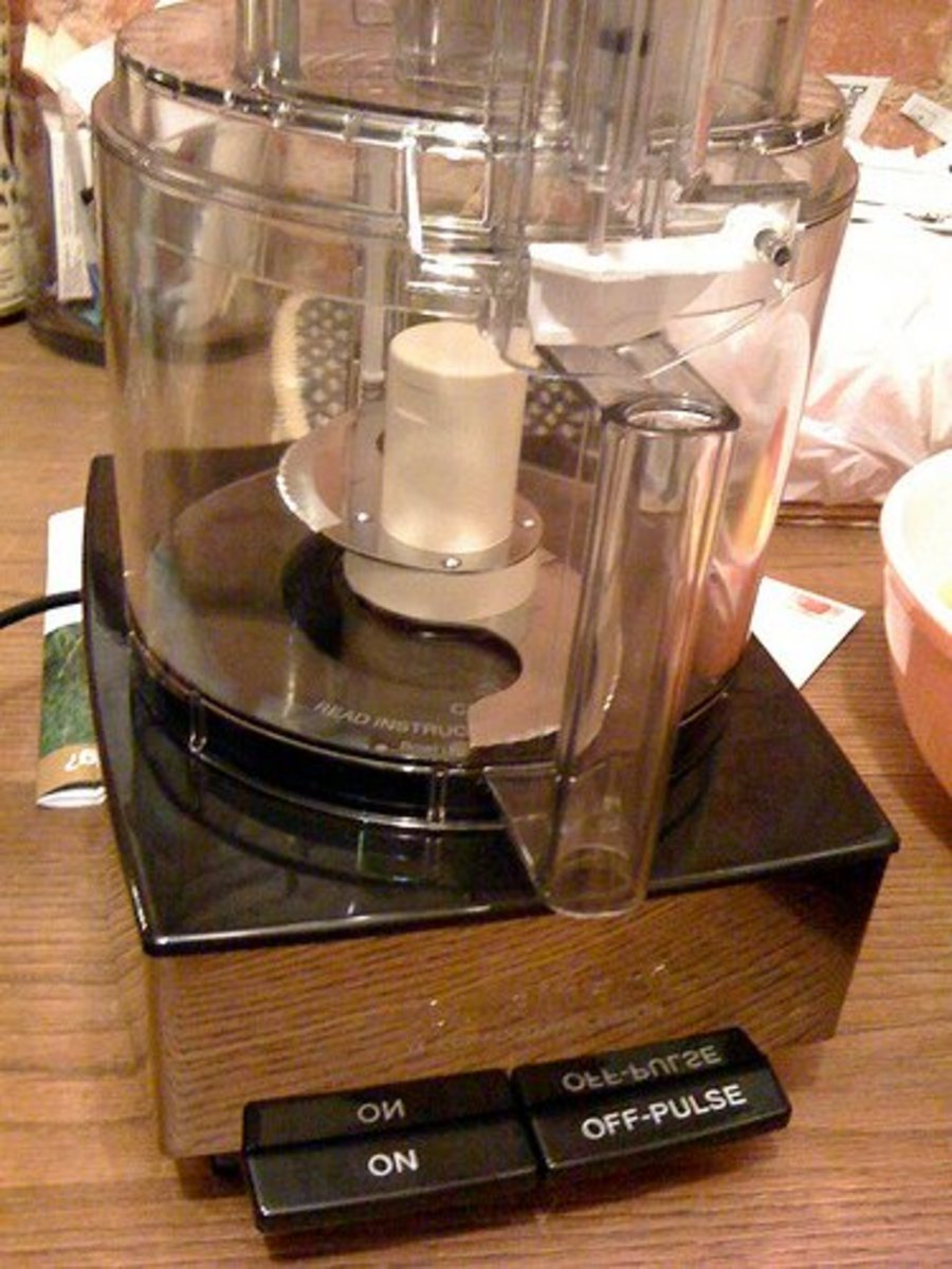 How To Use Food Processors For Everything
