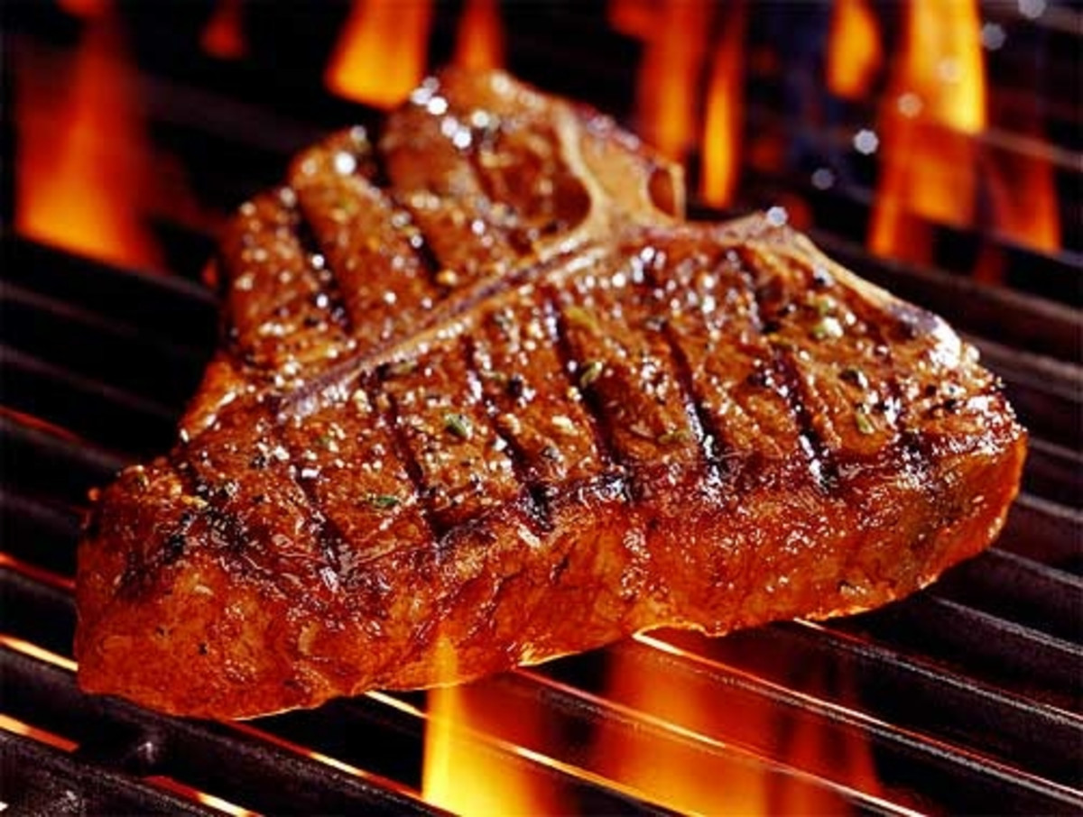 How To Cook A T-Bone Steak On A Grill