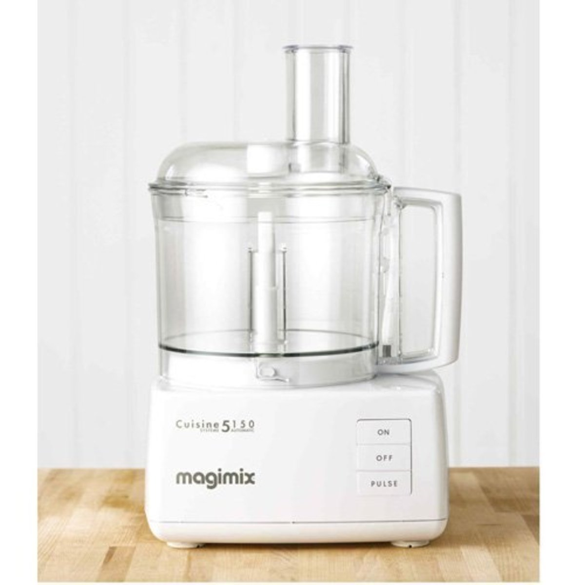Magimix Cuisine Systeme 5150 food processor in white