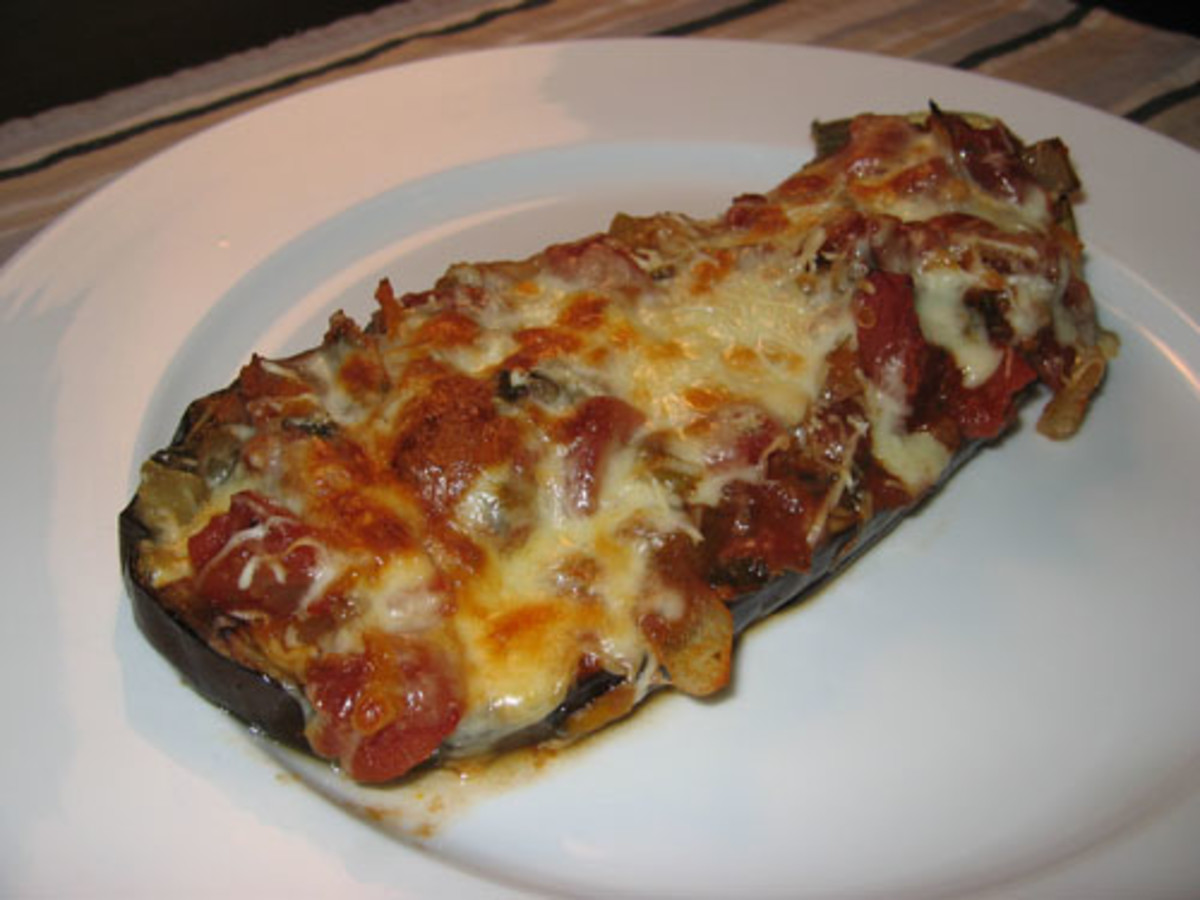 Eggplant Parmesan Recipe For The Best Eggplant Parmesan You Will Ever ...