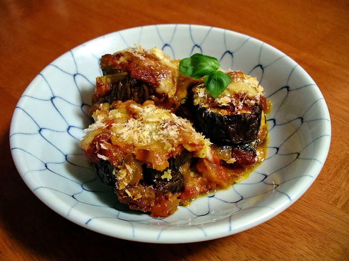 Eggplant Parmesan can be one of the most delicious dishes that you can make and enjoy. It is so delicious.