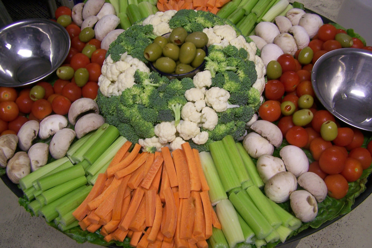 Veggie Party Platter
