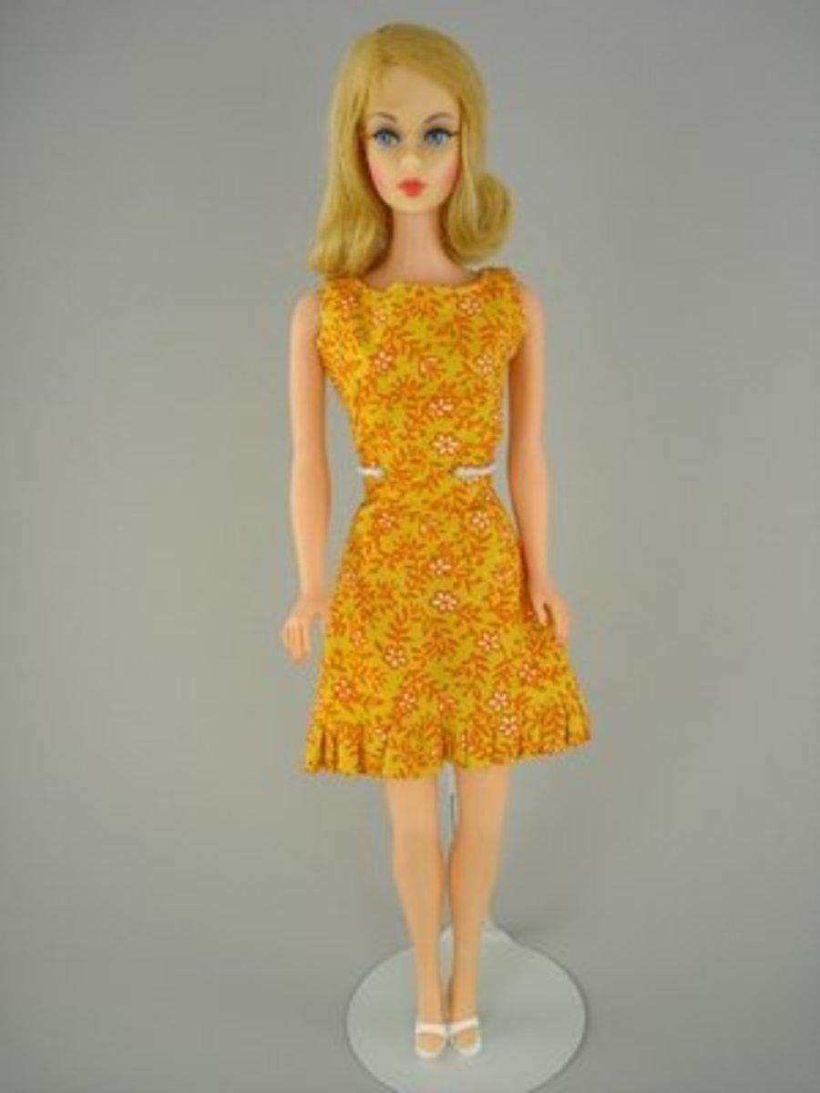 Barbie in Sun Shiner