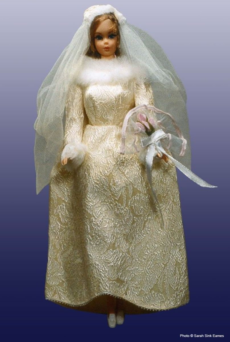 Barbie in Winter Wedding