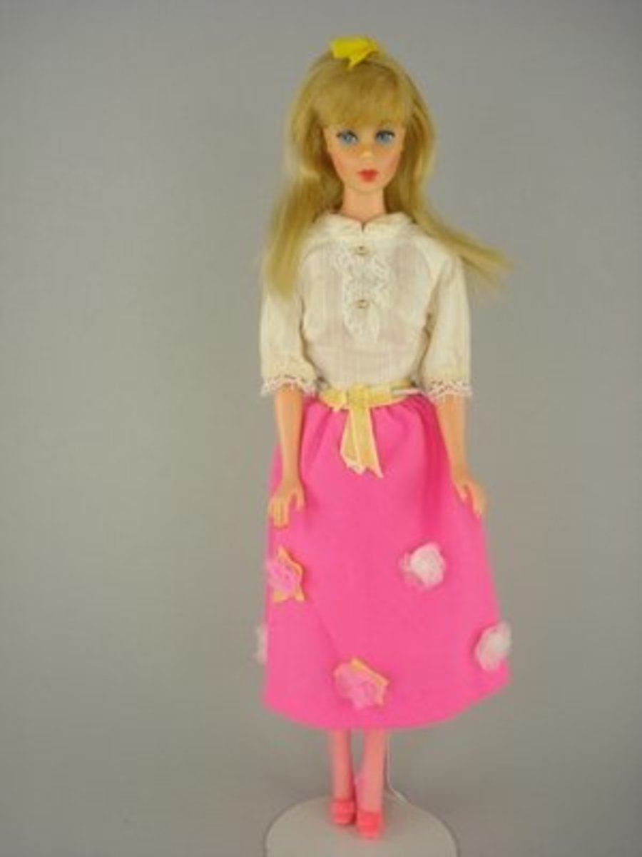 Barbie in Make Mine Midi