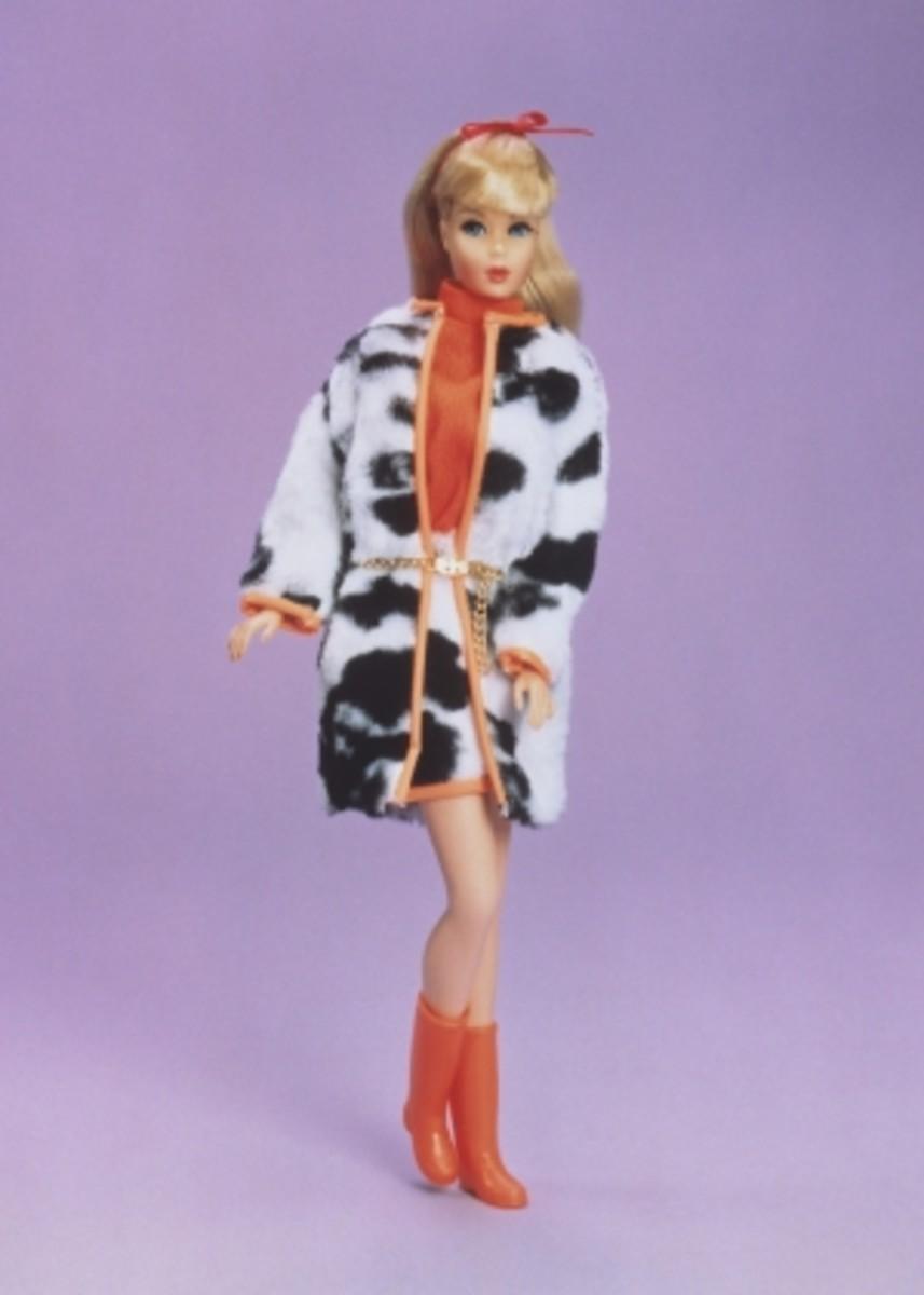 Barbie in Plush Pony