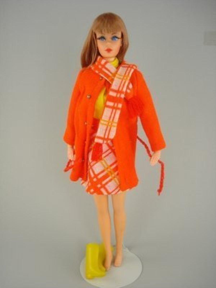 Barbie in Anti-Freezers