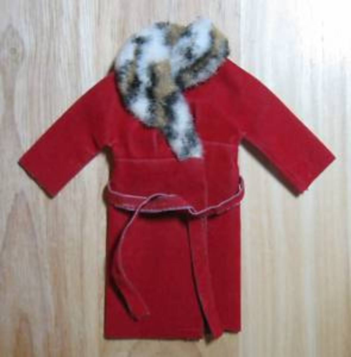 Glamour Group Coat