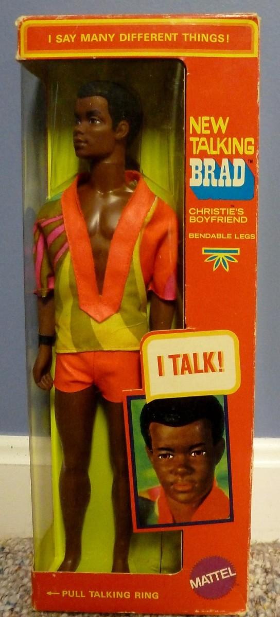 Talking Brad
