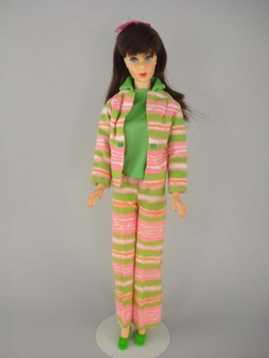 Barbie in Fashion Bouquet