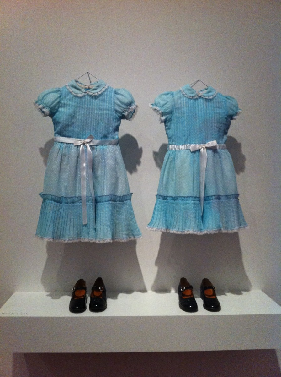 """The Shining"" Twins"
