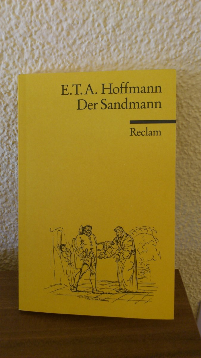 the story of nathanael clara and lothar in the sandman a novel by e t a hoffmann The devil's elixirs (german: die elixiere des teufels) is a novel by e t a hoffmann published in 1815, the basic idea for the story was adopted from matthew.