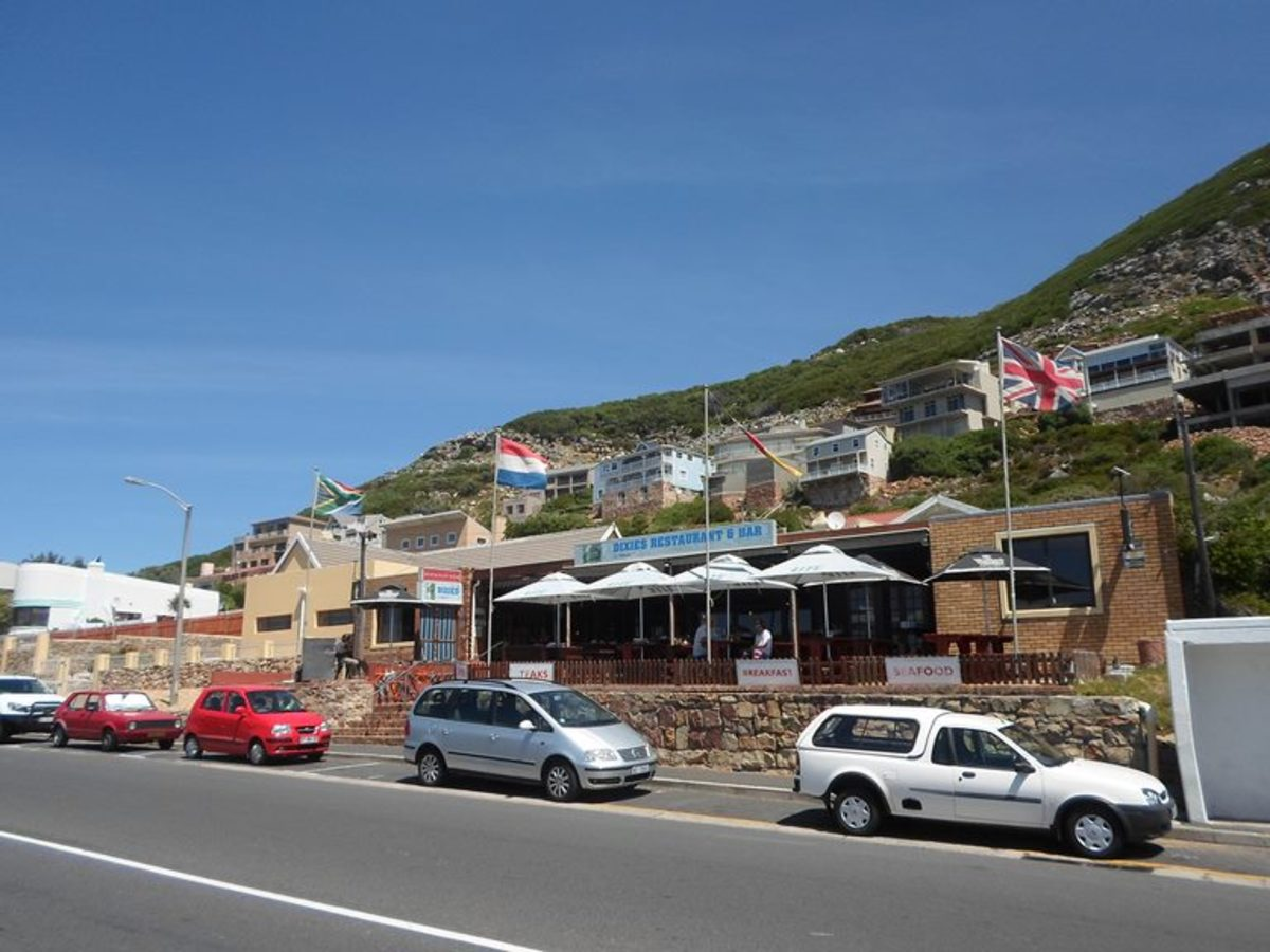 Simon's Town, Cape Peninsula, South Africa