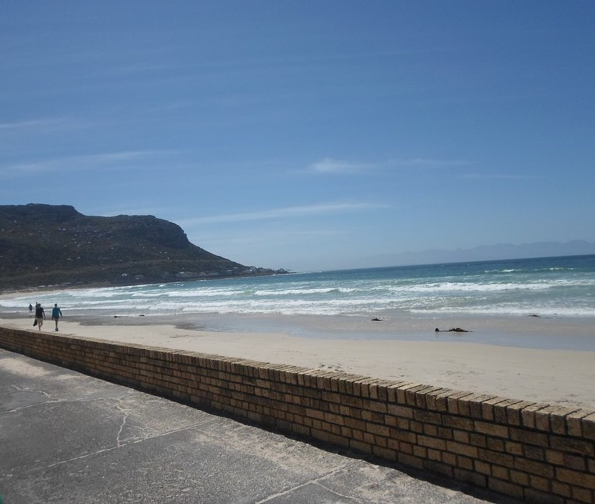 Fish Hoek, Cape Peninsula, South Africa