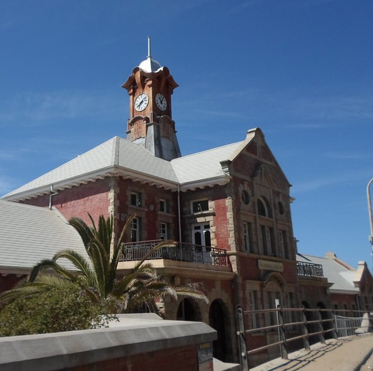 Muizenberg Station, Cape Town, South Africa
